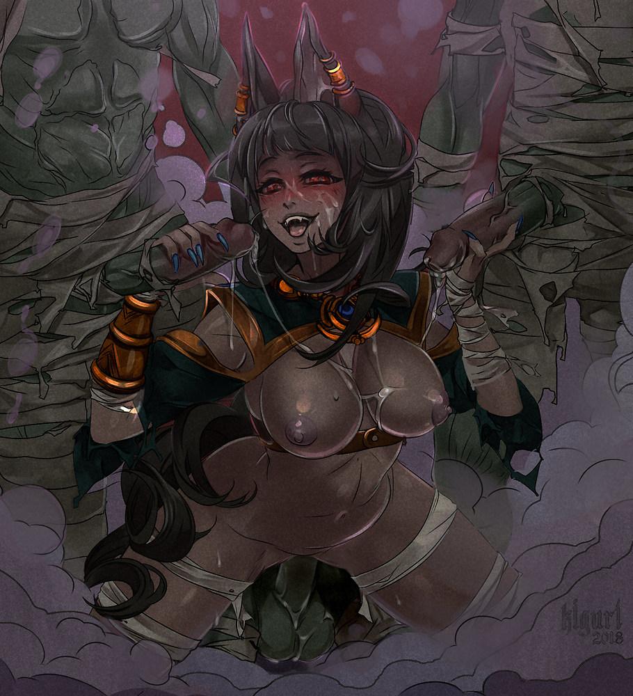 girl dark valkyrie monster encyclopedia Pixie bob my hero academia