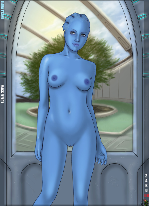 effect t'soni mass 3 liara The seven deadly sins naked