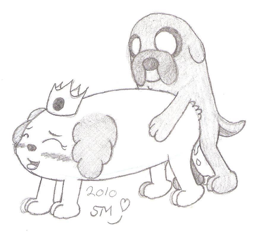 the jake dog Hunter x hunter kurapika girl