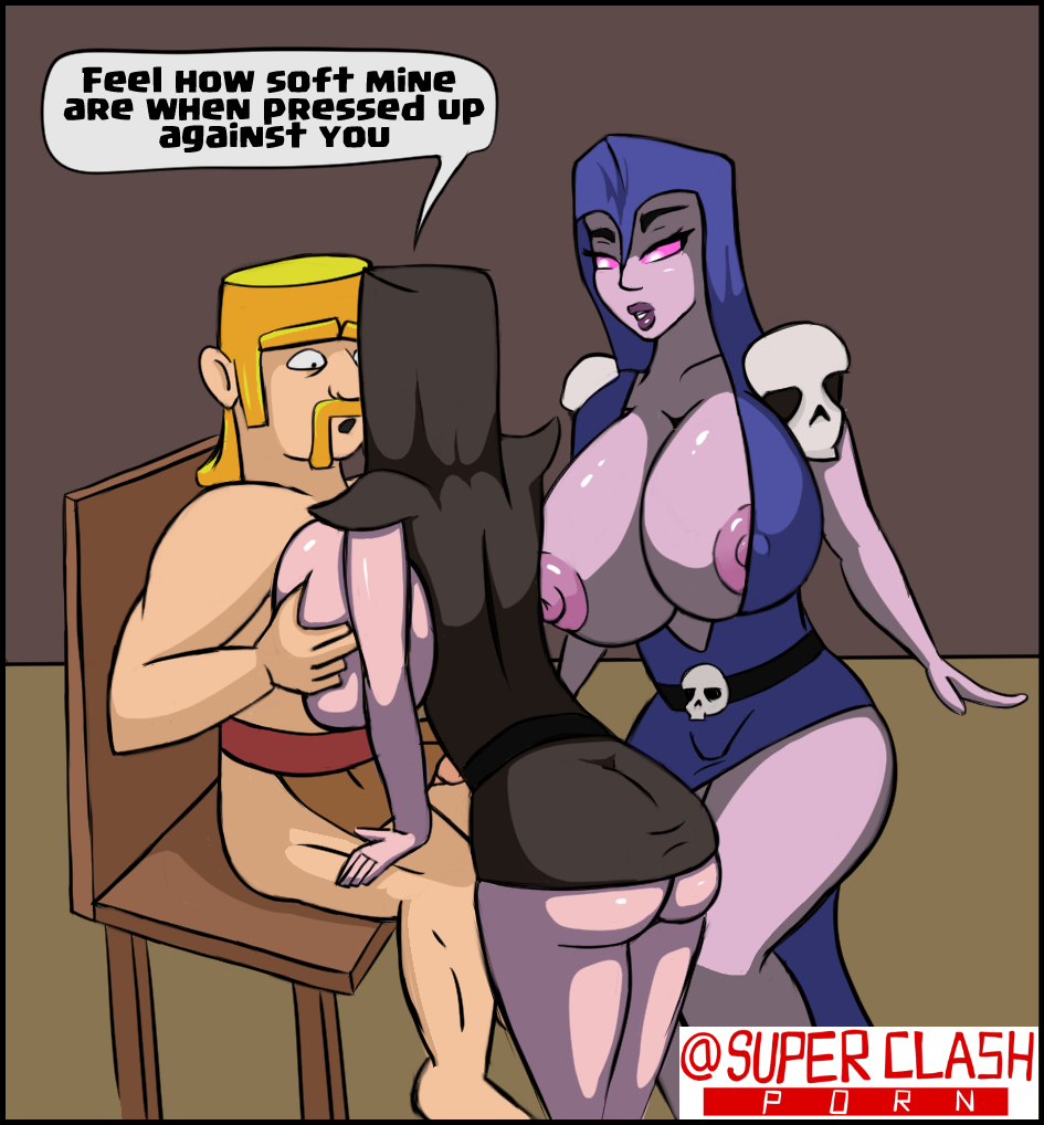 gay clash porn of clans Pink alien from lilo and stitch