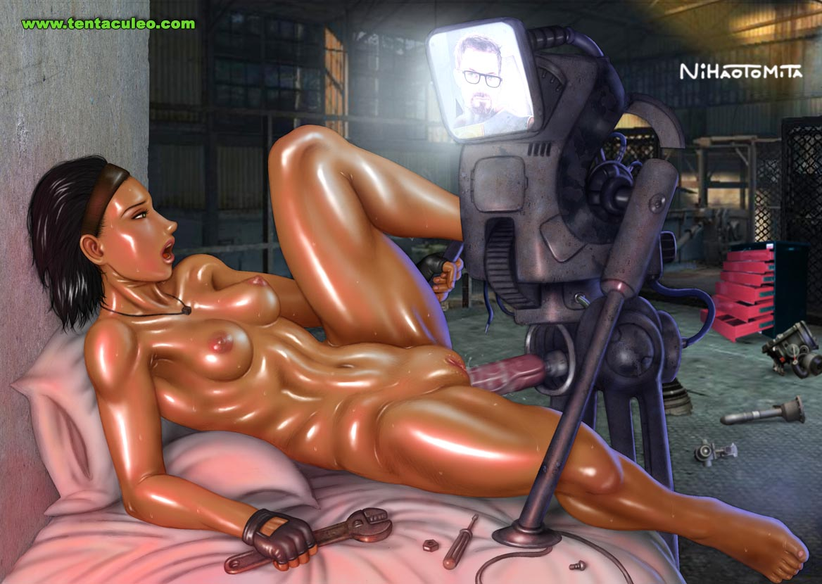 half life alex naked 2 Kaede trials in tainted space