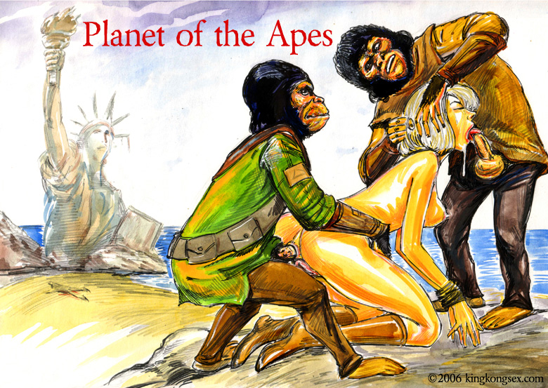 planet xxx the of apes The amazing world of gumball naked