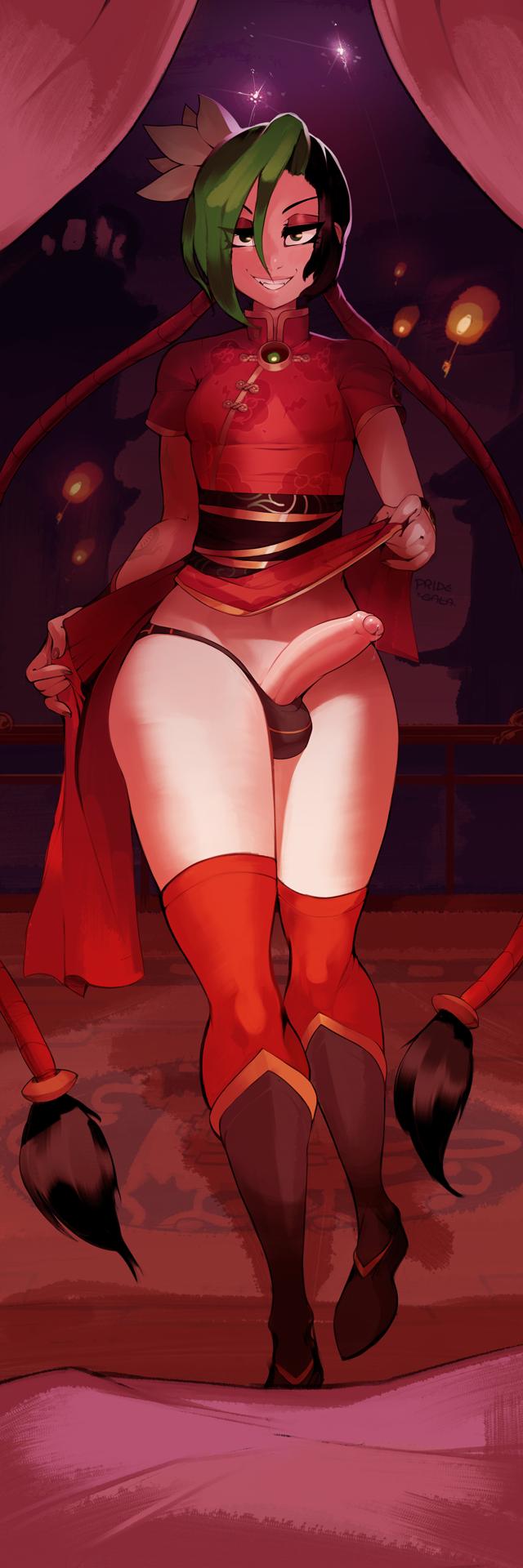 league super evil voltar of Hunter x hunter porn comic