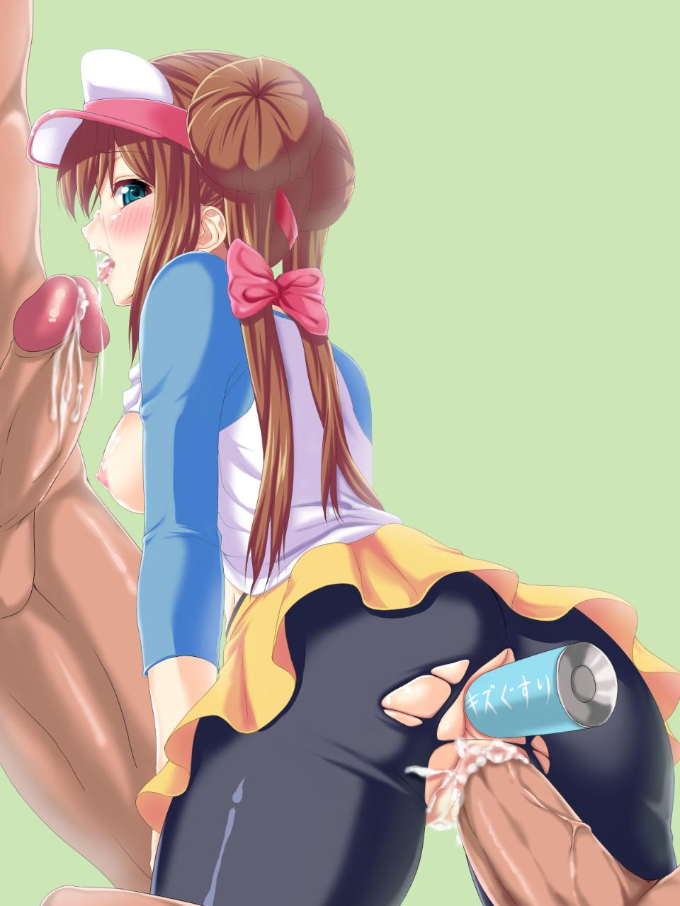 hit miss rosa pokemon or Nana darling in the franxx