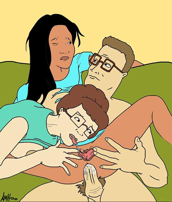 hill naked of girls king the Lindsay from total drama island