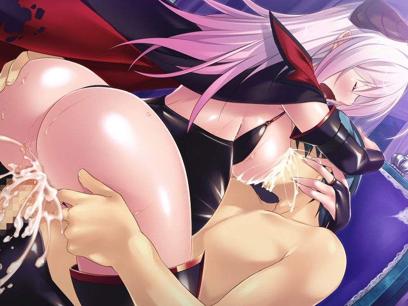 shoukan isekai maou majutsu to uncensored dorei Vampire the masquerade bloodlines