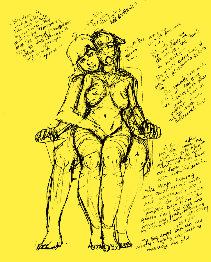 love my demon a raw life with Zelda breath of the wild nsfw