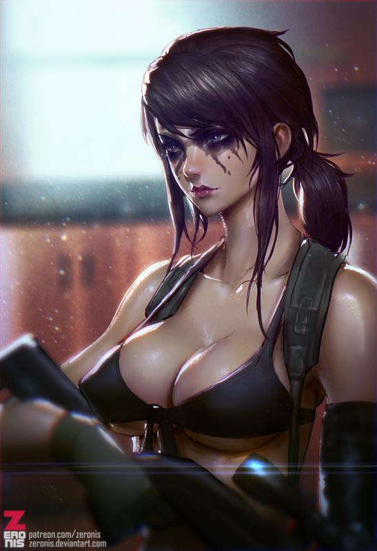 wolf hentai gear metal sniper Suki_de_suki_de,_suki_de