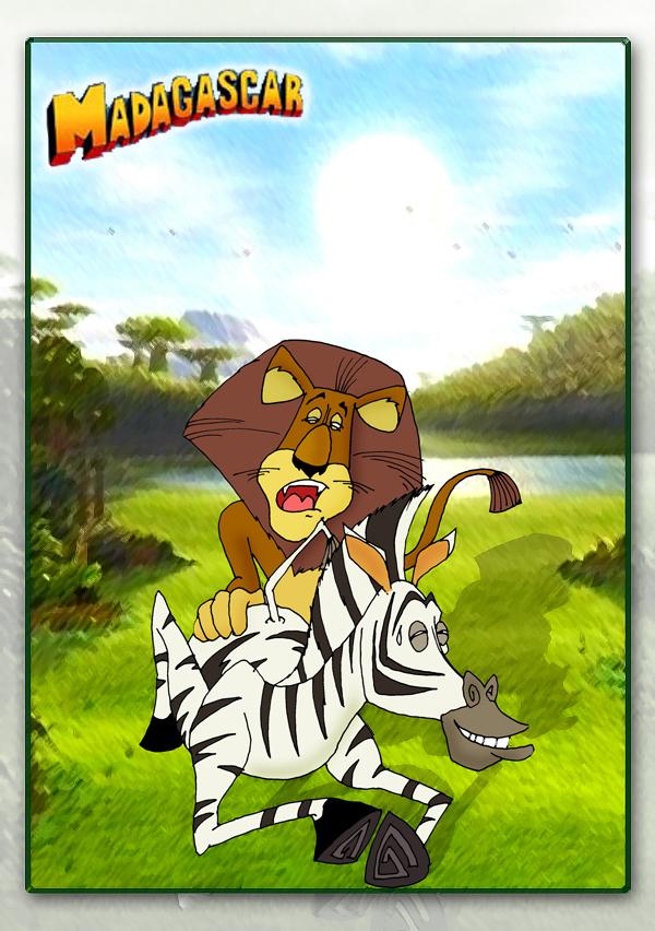 kion guard and lion fuli Yupiel-sama no geboku