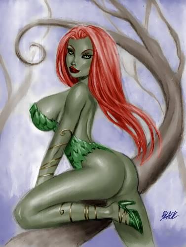 poison ivy sexy of pics Please don't bully me nagatoro doujin