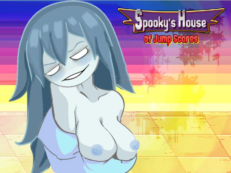specimen jumpscare mansion 4 spooky's Yarimoku beach ni shuugakuryokou de!!