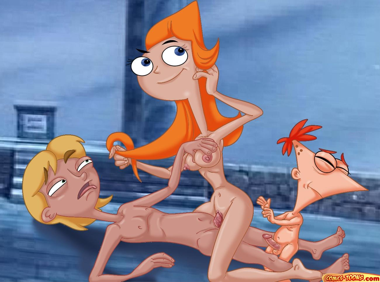 xxx candace ferb phineas and Shantae and the pirate's curse nude mod