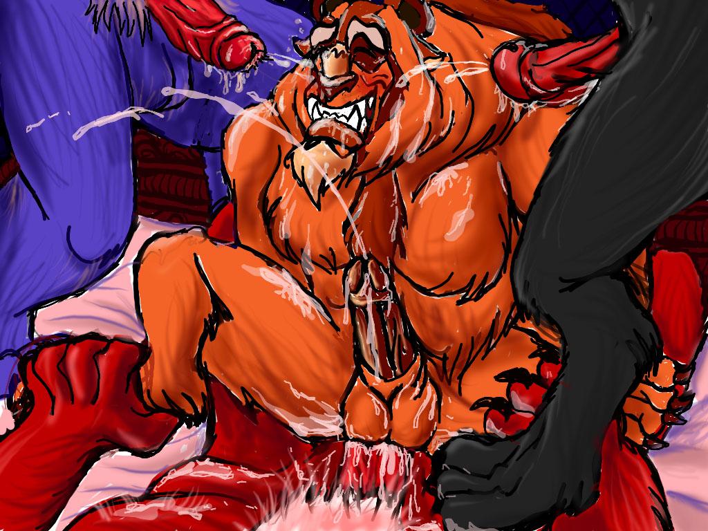 x-men beast the We-r-nomad