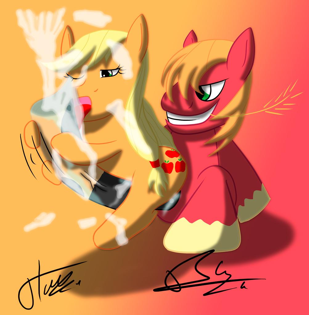 and little fluttershy discord my pony To aru kagaku no railgun