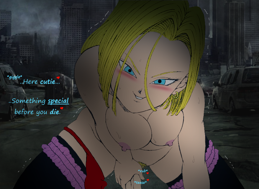 android android 18 x 17 Clash_a_rama