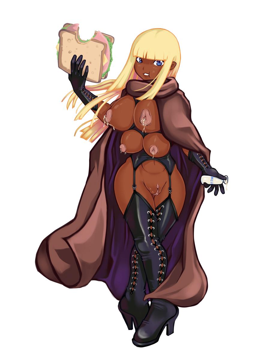 of yuria londor Legend of queen opala laquadia
