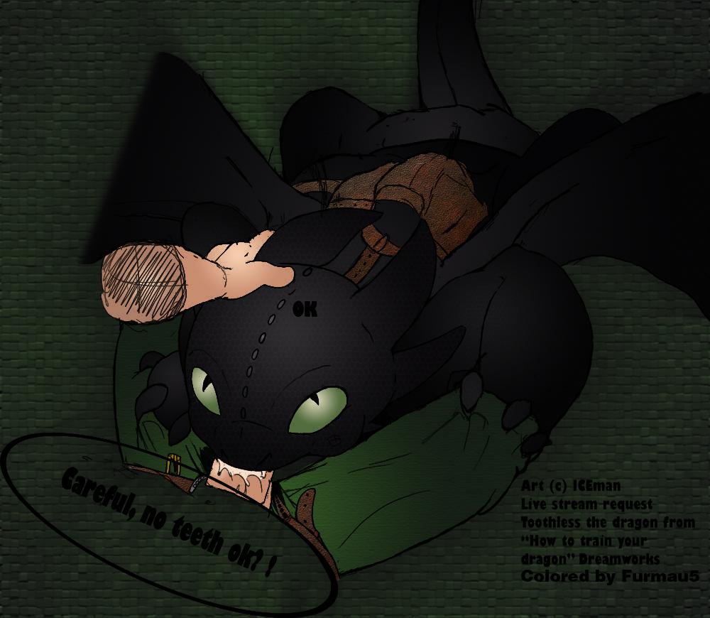 fury dragon hiccup to a turns into fanfiction night train how your Mushi_no_kangoku
