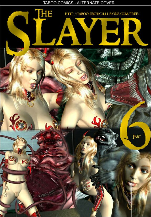 slayer buffy the vampire Trials in tainted space bestiary