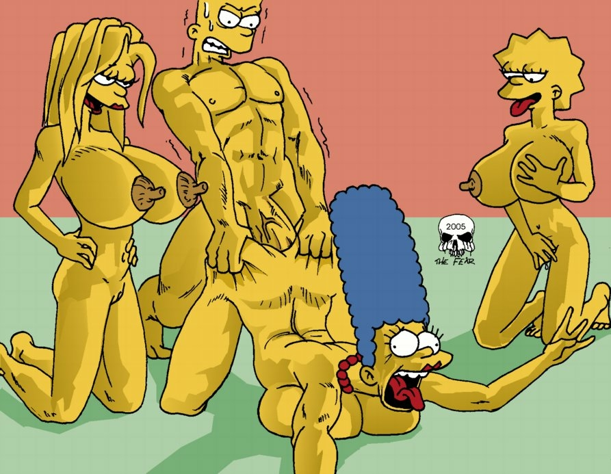 simpson naked with bart marge How to get to curse rotted greatwood