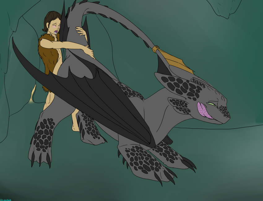 turns dragon your into hiccup train fury a fanfiction night to how What are you gay gif