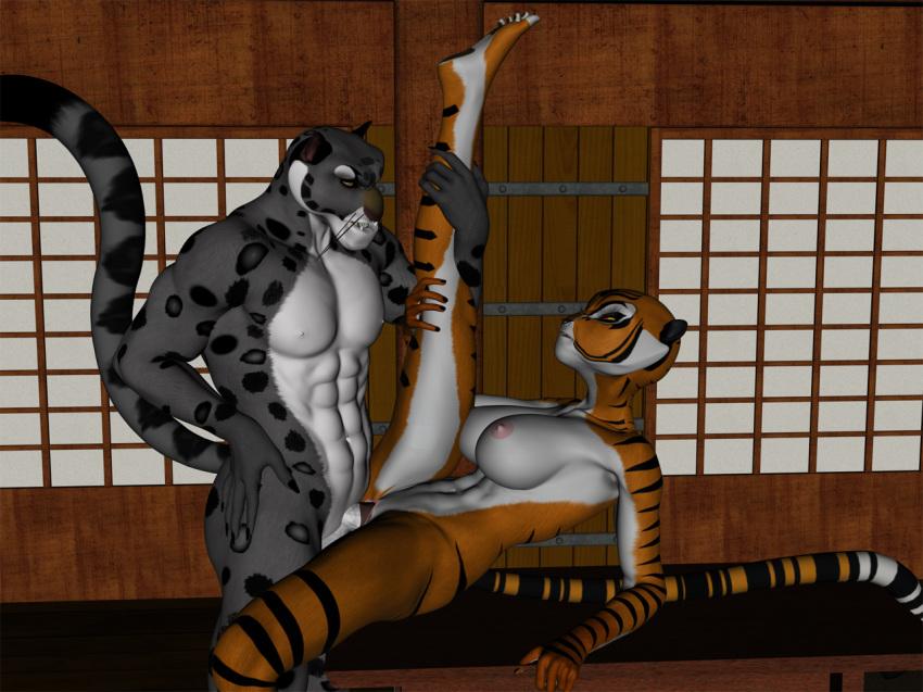 fu kung panda viper from Is dr. bright gay