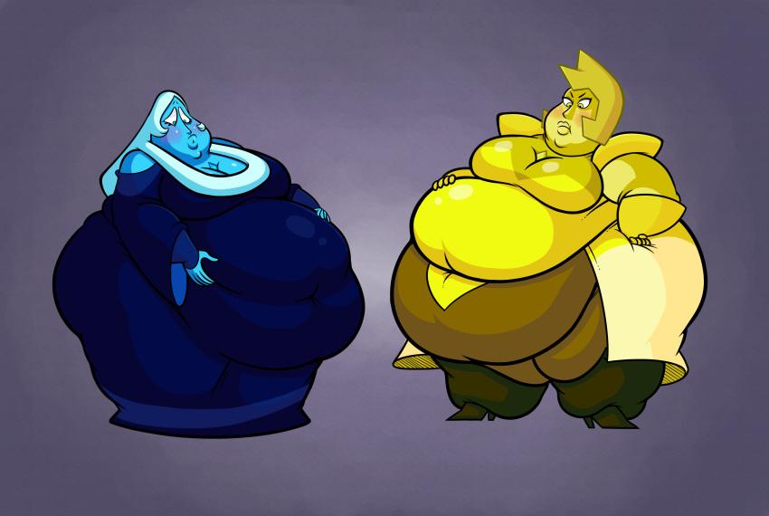 vs diamond yellow steven universe My little pony friendship is magic nude