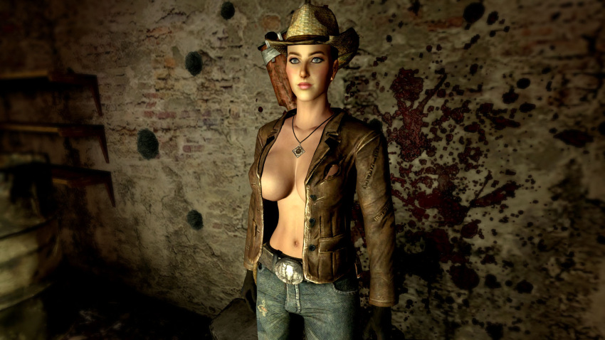 vegas new fallout long dick johnson Under her tail part 3