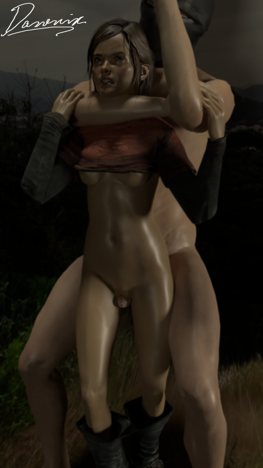 the last of naked us Vette star wars the old republic