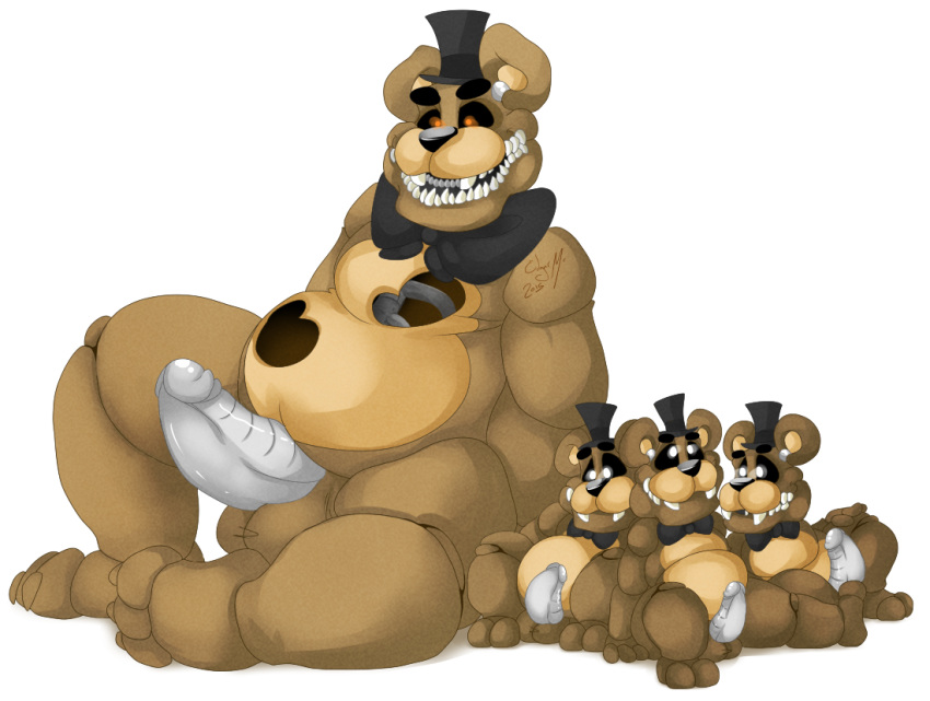 five nights 2 in freddy Leather club's two blocks down