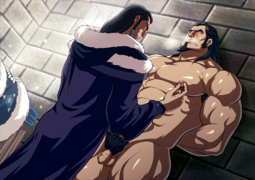 legend of korra kai the So i can't play h uncensored