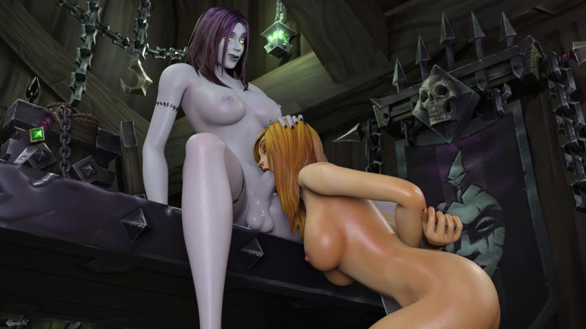 porn of panda warcraft world Queen's gate - spiral chaos
