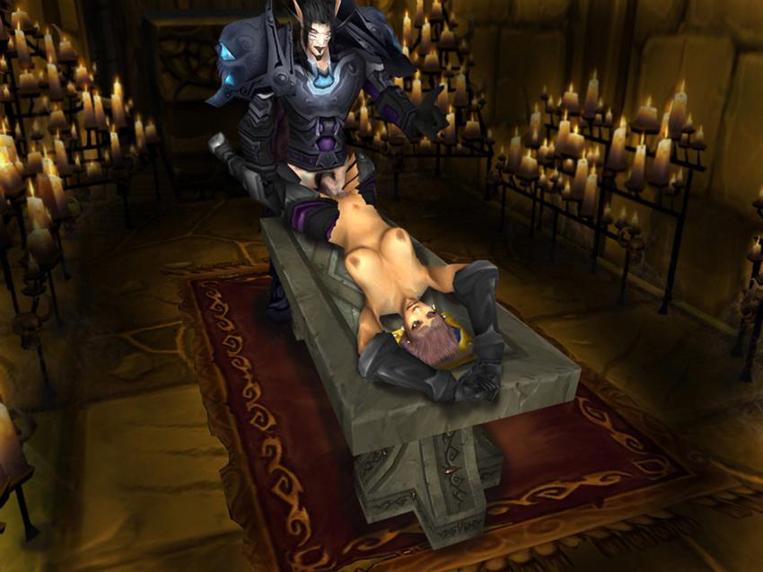 blood death female elf knight Divinity original sin 2 female lizard