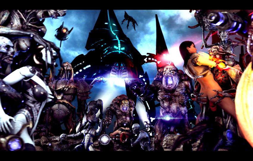 effect mass 2 World of warcraft draenei futa