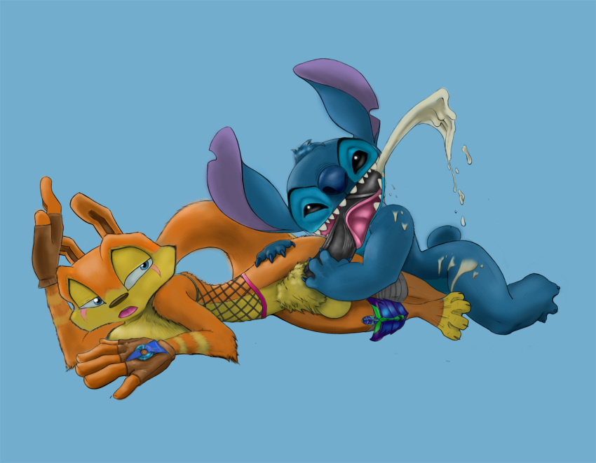 and experiments and lilo stitch pictures list Forest of the blue skin zell23