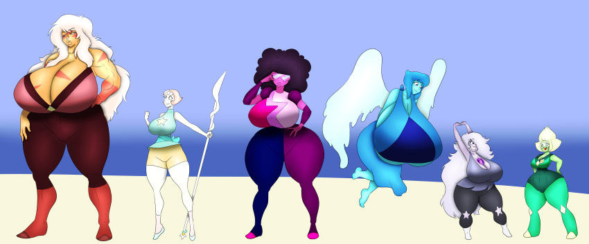 vs amethyst steven pearl universe Guardians of the galaxy