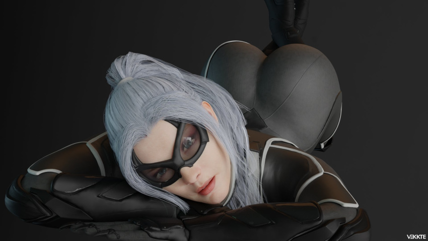 ps4 spider cat black man Darling in the frankxx meme