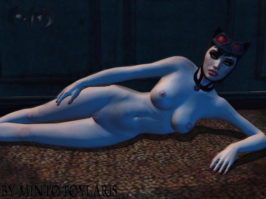 naked catwoman arkham city batman Tom and jerry porn comics