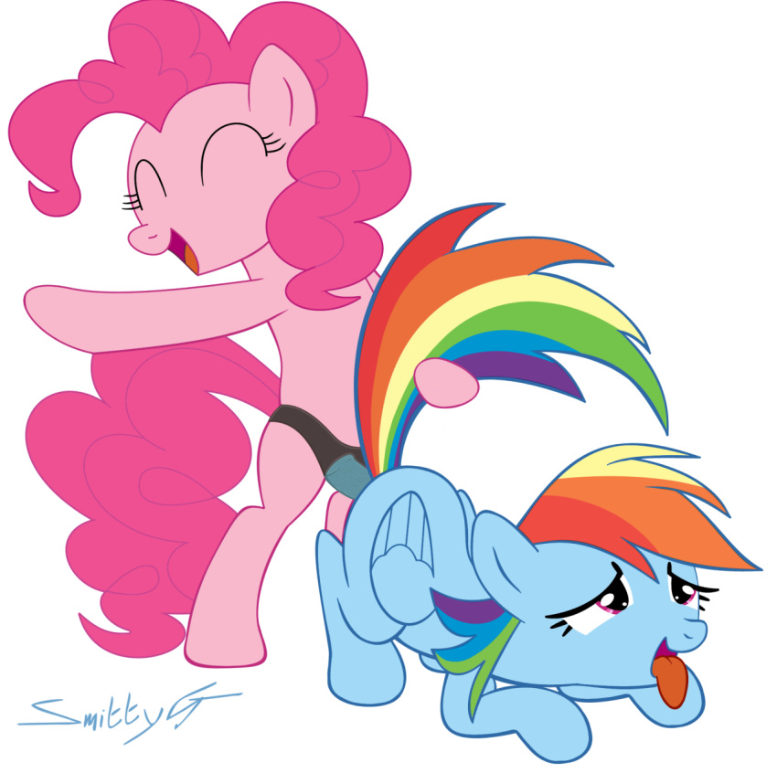 little my pony pinkie pie The land before time tria