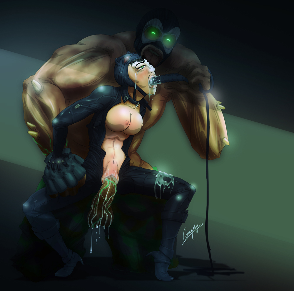 batman arkham catwoman city naked Tony the tiger blue nose