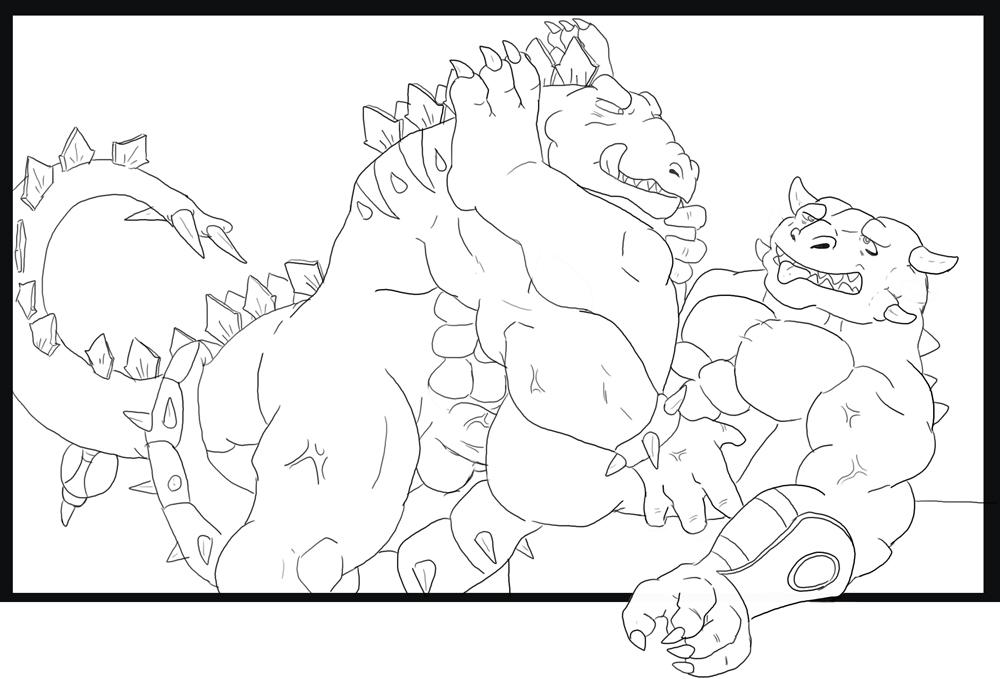 dinosaur gay barney is the Breath of the wild zora