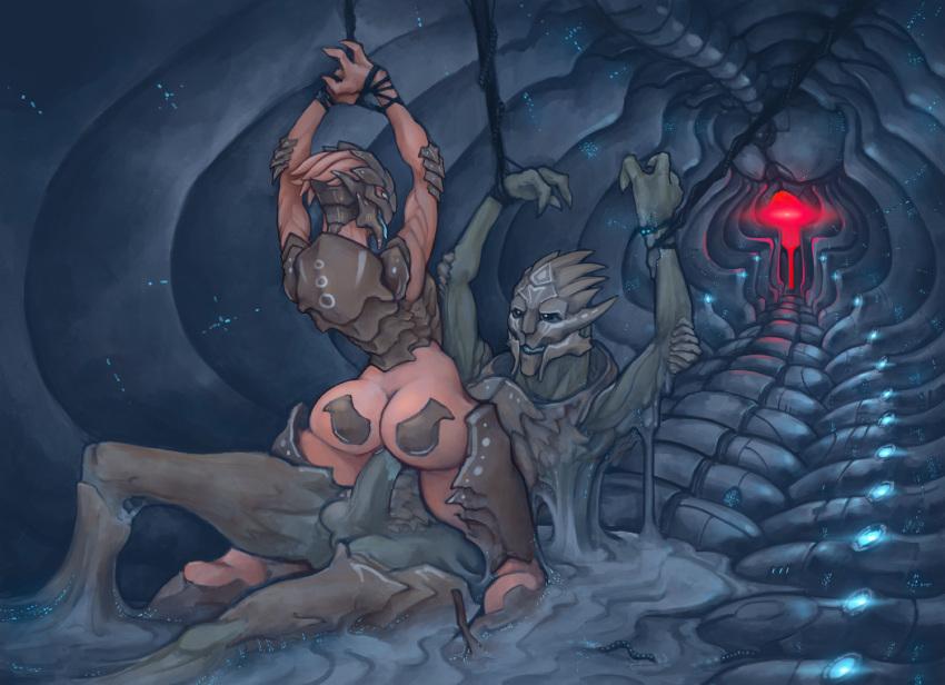 andromeda porn gay effect mass Breast expansion legend of zelda