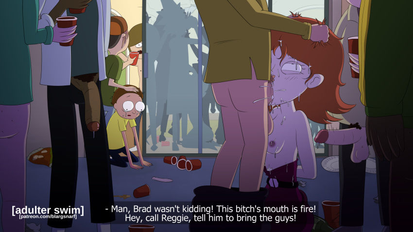 rick summer and morty Sex at the loud house