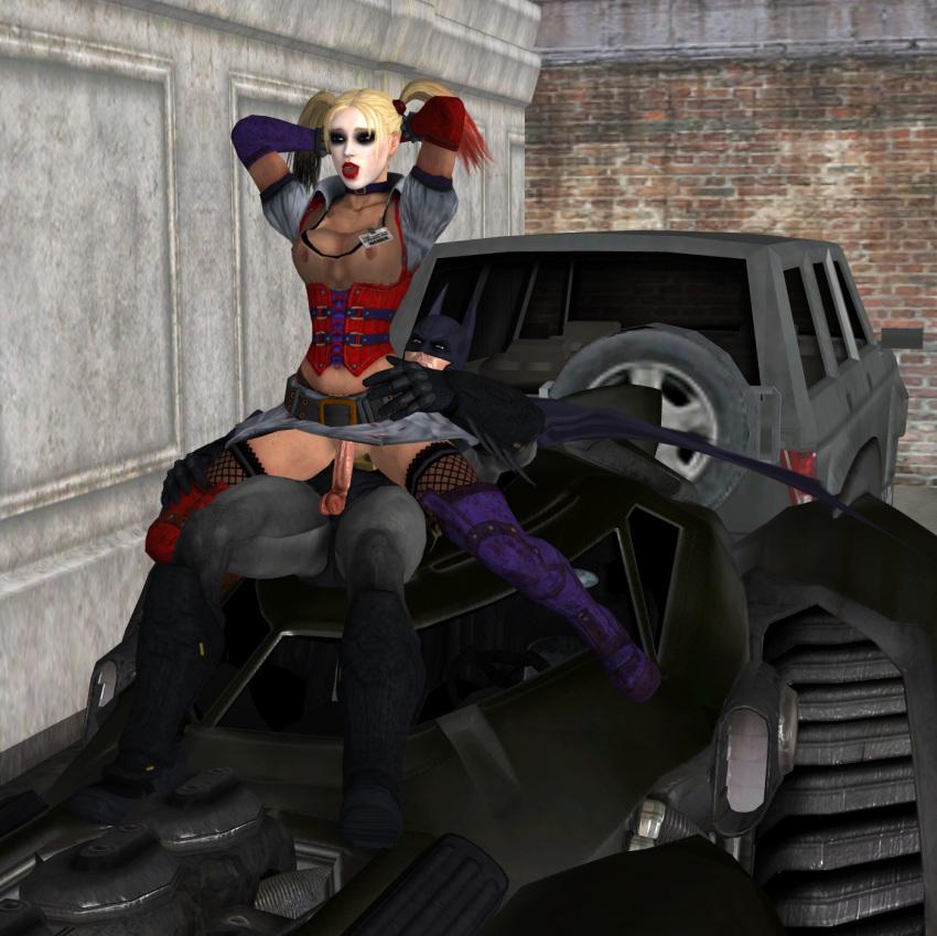 naked catwoman city batman arkham Tengen toppa yoko w tank